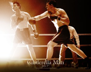 Film Cinderella Man - Russel Crowe