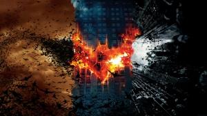 Semnul lui Batman, evolutia semnului in cele 3 filme